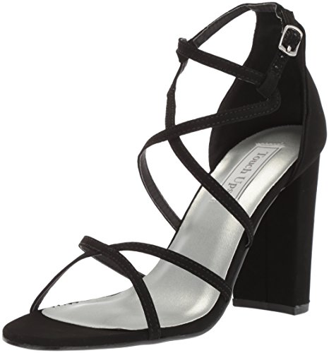 - Touch Ups Women's Peyton Heeled Sandal, Black, 6.5 M US