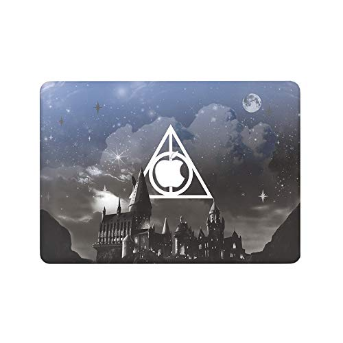 ZizzStore MacBook Hard Case and Keyboard Decal Set Protective Hard Shell with Vinyl Sticker Around Keyboard for (Pro 13 (A1706 & A1708 & A1989) 2018, Harry Potter Always) by ZizzStore (Image #3)