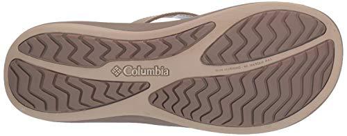 Ii Fawn Femme Sage Eu silver 43 Kambi De Beige Columbia Sport Sandales 366 H6BB5q