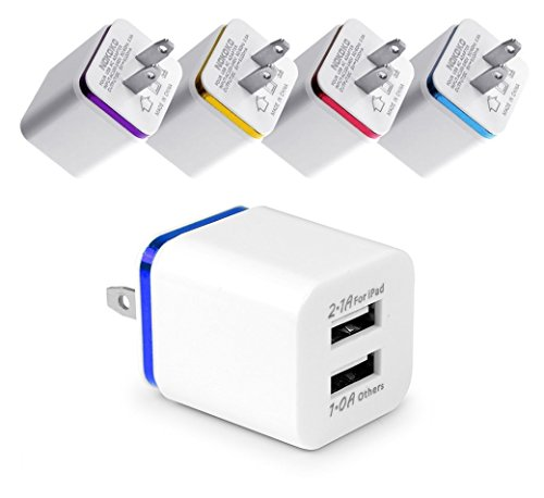wall-charger-5-pack-two-tone-usb-21amp-universal-power-home-travel-wall-charger-dual-port-plug-for-i
