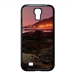 Big Rock Watercolor style Cover Samsung Galaxy S4 I9500 Case