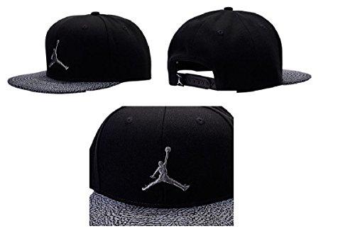 NIKE Boy's Air Jordan Elephant Bill Snapback Baseball Cap (YOUTH(8/20))
