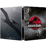Jurassic Park III - Zavvi Exclusive Limited Edition Steelbook #/3000 Blu-ray Movie