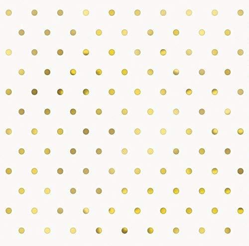Unique Party Bandera Color plata 72568
