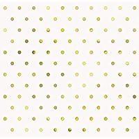 Unique Party- Servilletas de papel, Color dorado (72572)