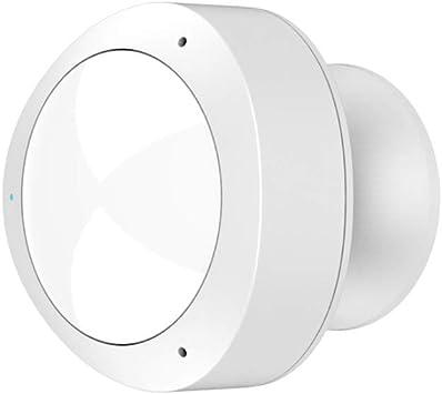 Hama 00176554 Detector de Presencia Wi-Fi luz, Sensor de Movimiento infrarrojo, notificación de Alarma en el móvil, Compatible con IFTTT, Funcionamiento de la Red/batería, Funciona sin Bridge o HUB: Amazon.es: Bricolaje y