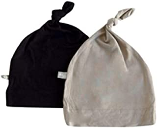 Kyte BABY Organic Bamboo Rayon Baby Beanie Hats  Super Soft Knotted Caps Available