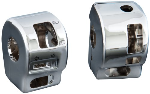 Show Chrome Accessories 63-302 Switch Box Housing