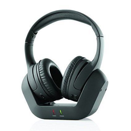Digital Wireless TV Headphones by Brookstone