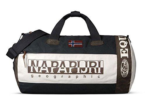 Borsone Napapijri Sarov A 82D Dark Grey – TravelKit 7847680b9d05
