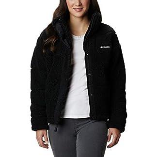 Columbia Women's Lodge Baffled Sherpa Fleece 4