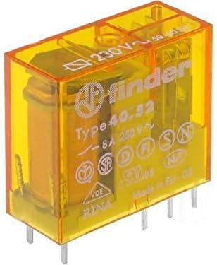 Finder Relais 24V AC max 8A 40.52.8.024.000