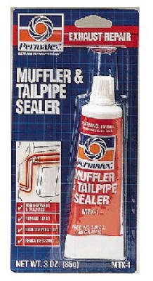 Permatex 80335 Muffler and Tailpipe Sealer, 3 oz.