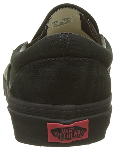 Negro Adulto Zapatillas Unisex On Black Classic Slip Vans Bka Black xXwAq4YZ
