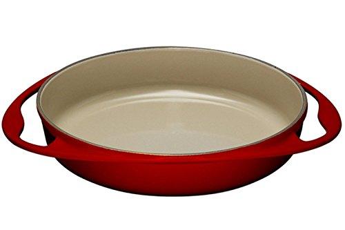 Enameled Cast Iron 2-Qt. Tatin Dish