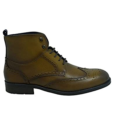 Tommy Hilfiger Zapatos Hombre Botas Botines D2285ominic 2a Cuero 40: Amazon.es: Zapatos y complementos