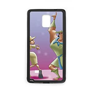 Samsung Galaxy Note 4 Cell Phone Case Black Kronk's New Groove D2278566