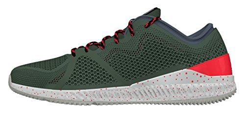 Verde Bounce Negbas adidas Rojimp Women's Crazymove W Verbas Trainers q0XP5