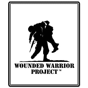 Amazon Com Wounded Warrior Project Car Bumper Sticker 5