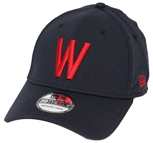 Washington Senators New Era MLB 39THIRTY Cooperstown
