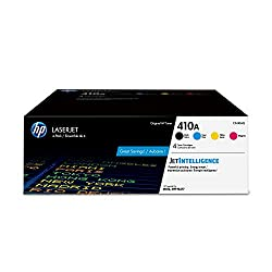 Image of the product HP 410A | CF410A CF411A that is listed on the catalogue brand of HP.