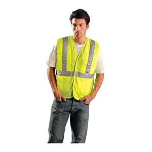 Occunomix Miracool Plus Cool Vest 2/3X Yellow