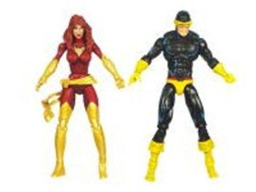 Secret Wars Comic Two-Packs 2010 Series 03 - Cyclops & Phoenix