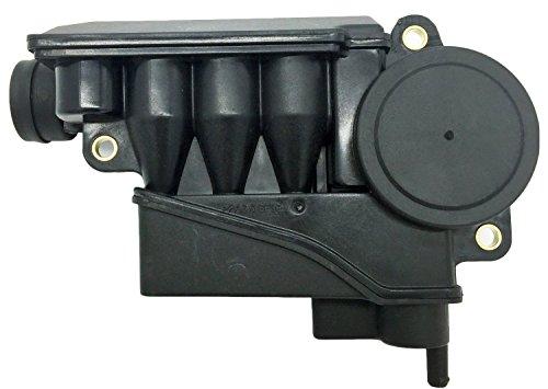 [PCV Pressure Control Crankcase Breather Valve Oil Separator For Audi S8 S6 Q7 VW Touareg] (Audi S6 V10)