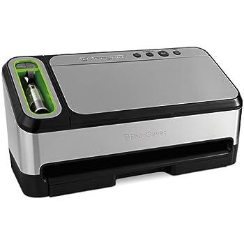FoodSaver V4925 Appliance with Starter Kit, Silver