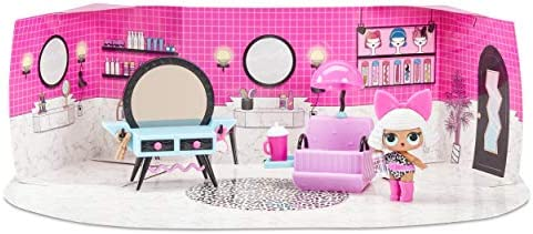 LOL Surprise Doll House Furniture Spaces Diva Beauty Salon NEW