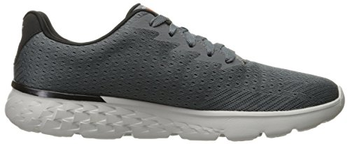 Skechers Orange Men's Generate Run Go Sneakers 400 Charcoal rxrPzqwg