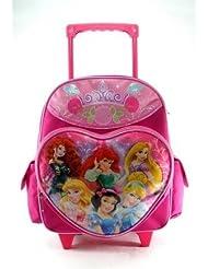 Small Rolling Backpack - Disney Princess - Dreams Come True