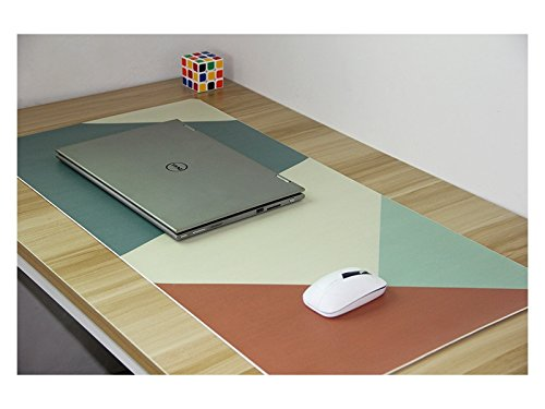 BAOLIJIN Illustration Mauspad Schreibunterlage für Büro und Zuhause für für für Laptop f551db