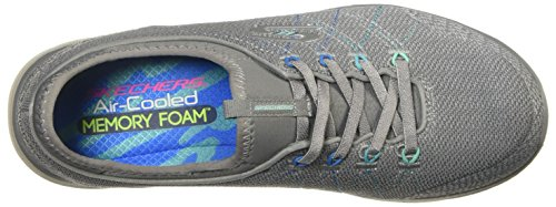 9 Donne Grey Talk Active Skechers Stati witty Galaxies m Slip Su B Uniti 1RYq0xY