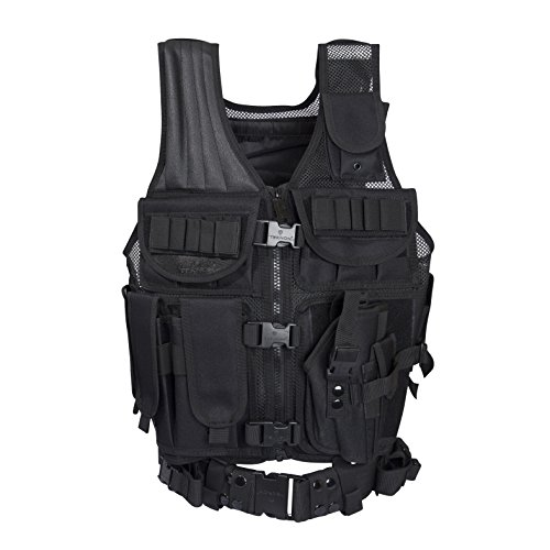 Teknon Tactical Utility & Accessory Vest - Hunting & Shooting Clothing and Gear for Men & ()