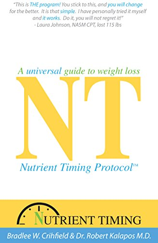 Nutrient Timing Protocol A Universal Guide To Weight Loss Kindle