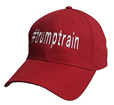 Trump Train Embroidered Baseball Cap
