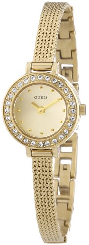 Guess-W0133L2-Ladies-Gold-Dress-Watch