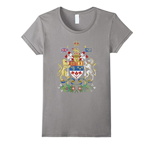 womens-canadian-coat-of-arms-canada-symbol-t-shirt-xl-slate