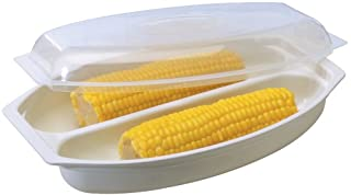 Progressive International Microwavable Quick Cobs Corn Steamer (B0002MR0M2) | Amazon price tracker / tracking, Amazon price history charts, Amazon price watches, Amazon price drop alerts