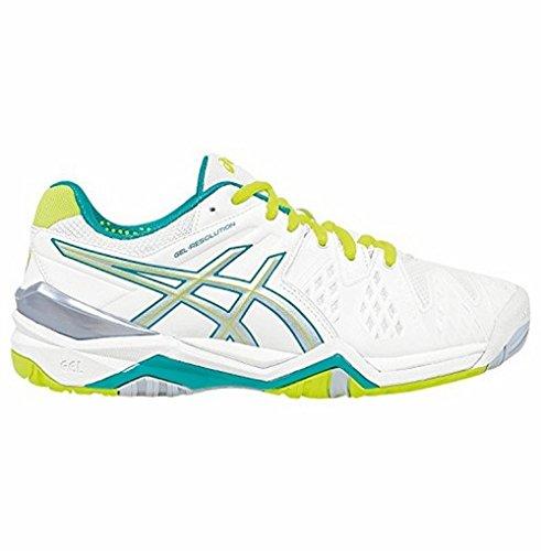 ASICS Women's GEL-Resolution 6 Tennis Shoes