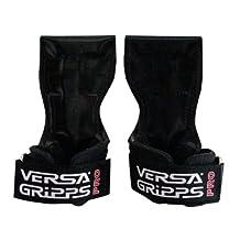 Versa Gripps PRO Glove Weight Lifting Straps Hooks