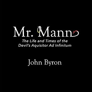 Mr. Mann Audiobook
