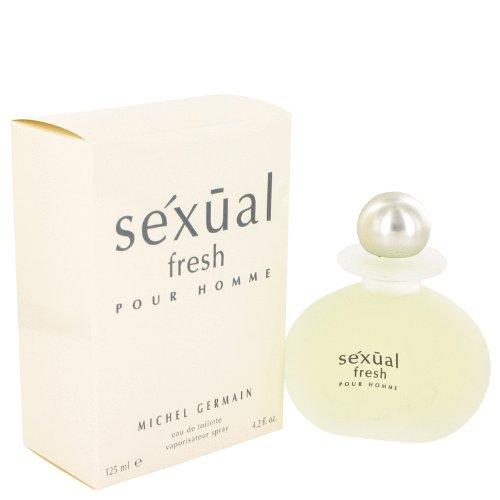Sexual fresca por Michel Germain Eau De Toilette Spray 4.2 Oz para hombres