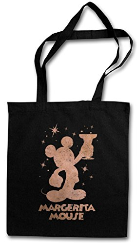 Margerita Mouse Hipster Bag Beutel Stofftasche Einkaufstasche