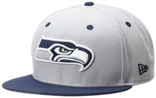 Fitted Seattle Seahawks Hat - 9