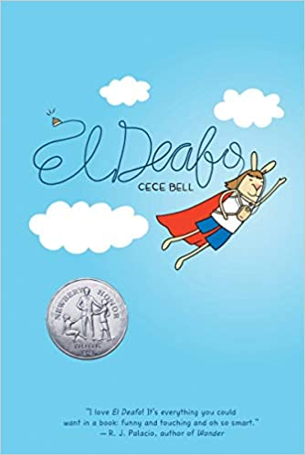 El Deafo: Bell, Cece: 9781419712173: Amazon.com: Books