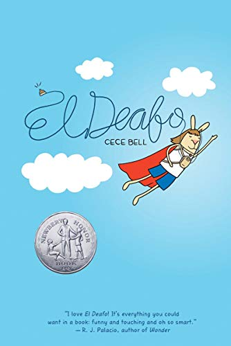 El Deafo (100 Best Cartoon Characters)