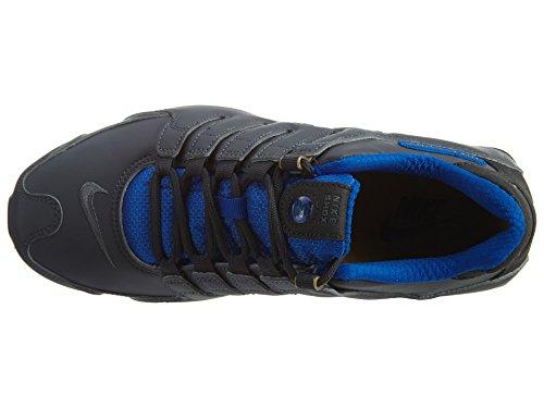Nike Hardloopschoenen 833579 Donkergrijs / Metallic Goud / Hyper Kobalt