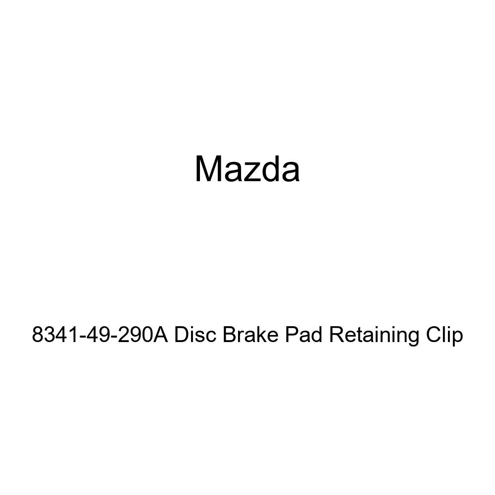 Mazda 8341-49-290A Disc Brake Pad Retaining Clip